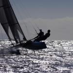 Nikola Sailing