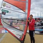 new sail for the regatta