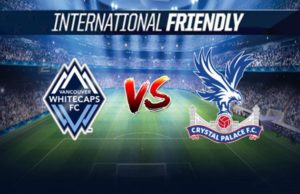 Whitecaps vs Crystal Palace
