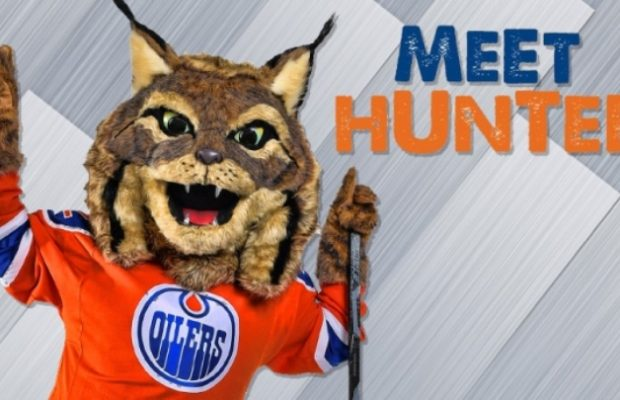 hunter-oilers-mascot