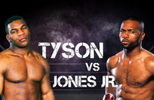 Tyson Vs Jones Jr.